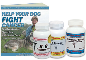 Small Breed Cancer Care Kit