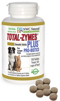 Total-Zymes® Plus for Larger Pets
