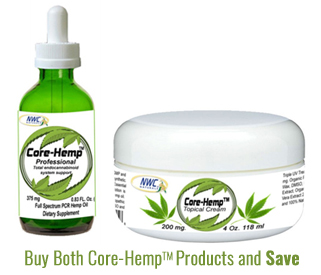 Core Hemp Combo Pack