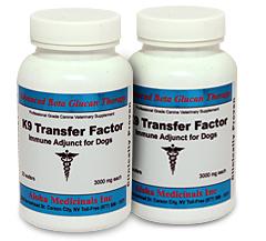 K9 Transfer Factor
