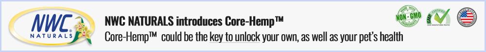 NWC Naturals Introduces Core-Hemp